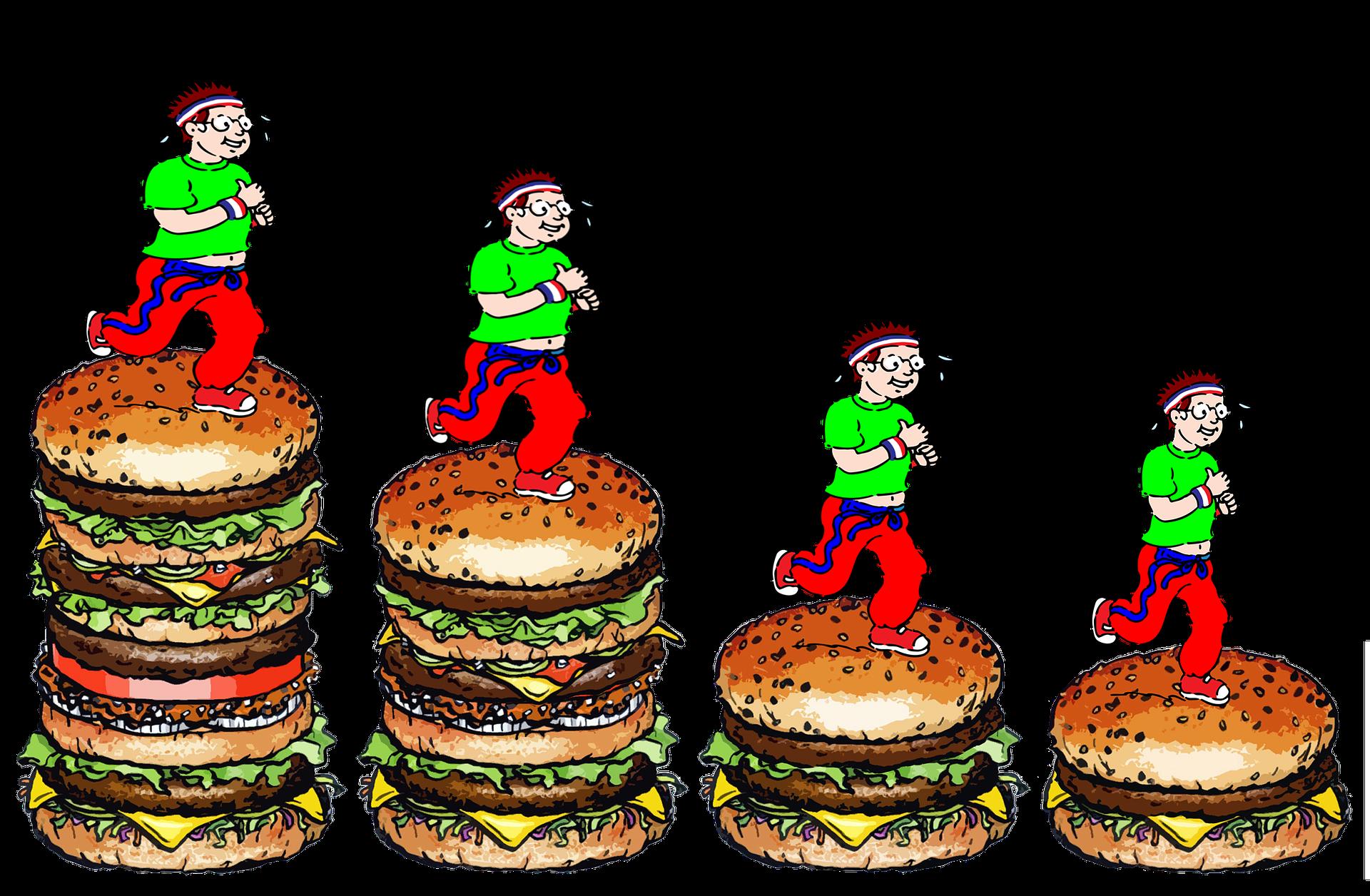 Perdre-les-calories-de-la-malbouffe